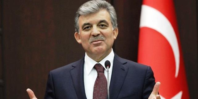Abdulah Gül'den Flaş Kongre Kararı