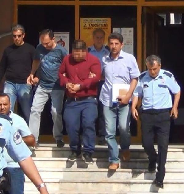 Çocuğu Taciz Eden Hizmetli Tutuklandı
