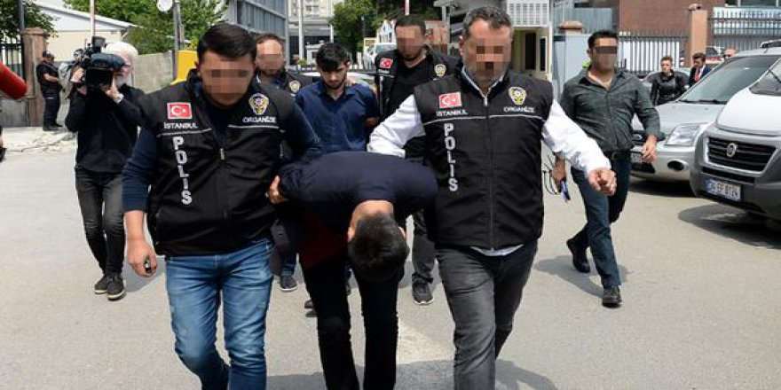 İstanbul'da Sarallar'a operasyon!