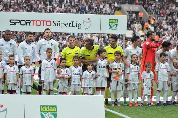 Beşiktaş (4-1) Kasımpaşa