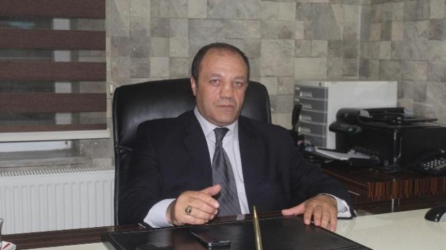 MHP Erzurum İl Başkanlığına Naim Karataş yeniden seçildi