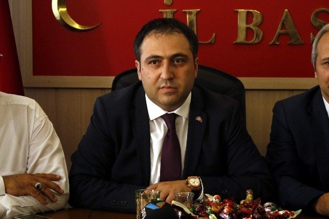 MHP Antalya'da Mustafa Aksoy güven tazeledi