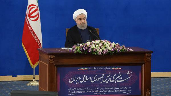 Ruhani: Füze Denemek İçin ABD'den İzin Alacak Değiliz