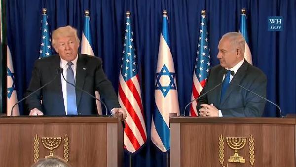 """Netanyahu: """"Birlikte, İran'ın Bölgedeki Saldırganlık ve Terörünü Sona Erdirebiliriz"""""""