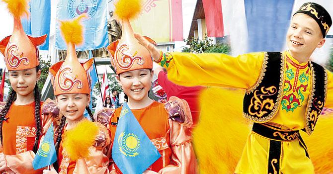 Türk Dünyası Çocukları İstanbul'da Buluşuyor!