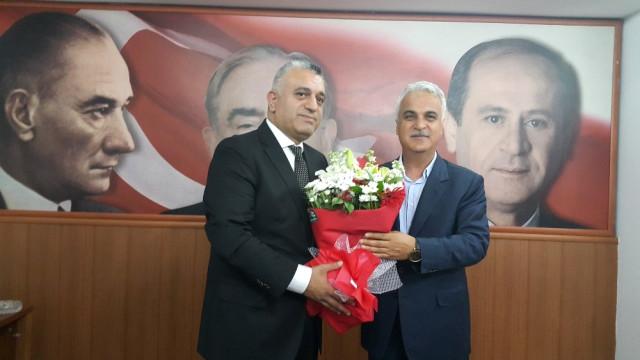 MHP Adana İl Başkanlığı'nda Devir Teslim Töreni