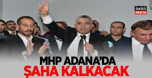 "Sertan Duran: ""MHP Adana'da Şaha Kalkacak"""