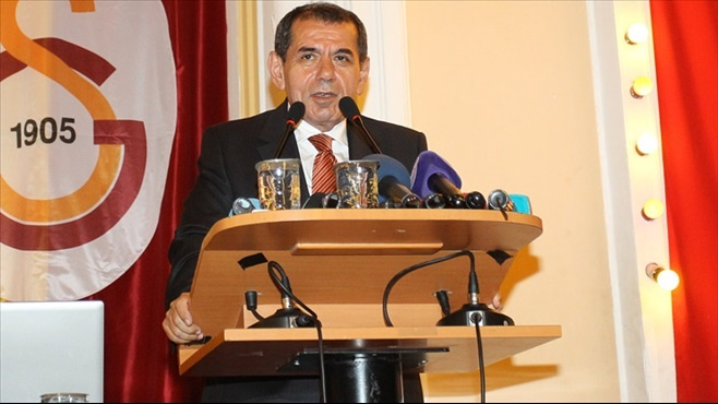 Galatasaray Başkanı Özbek'ten Başsağlığı Mesajı