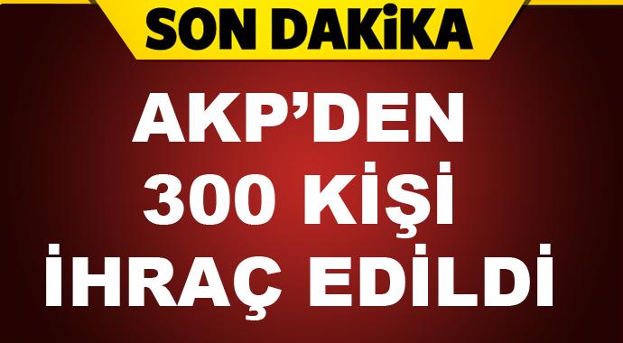 Akepe'de 300 kişi ihraç edildi