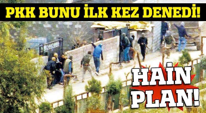 PKK'nın Cizre planına darbe!