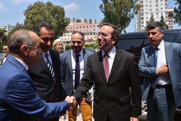 Abd Ankara Büyükelçisi Bass, Adana'da İncirlik Üssüne Gitti