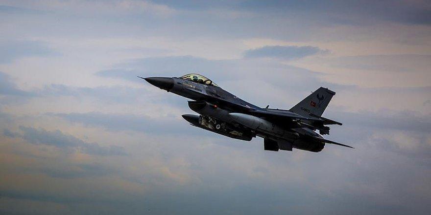 Türkiye'den Irak'ın kuzeyine hava harekatı!