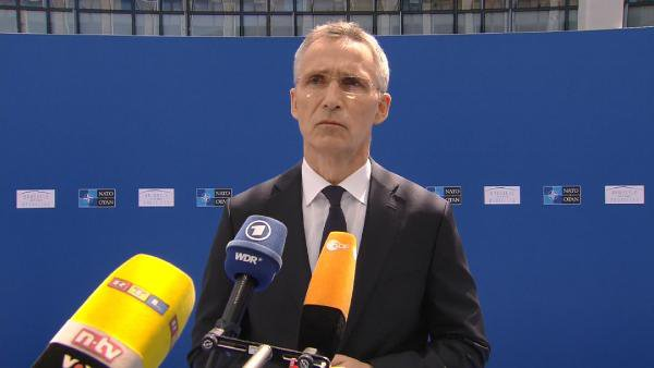 Stoltenberg'den IŞID açıklaması