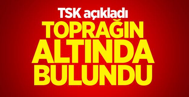 PKK'da füze bulundu