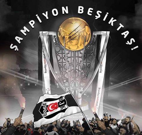 Gaziantepspor-Beşiktaş: 0-4 (Beşiktaş Şampiyon Oldu)
