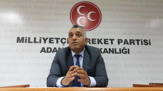 MHP Adana'dan Önemli Açıkalamalar