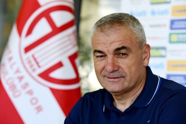"""Antalyaspor Teknik Direktörü Çalımbay: """"İlkleri Başardık"""""""