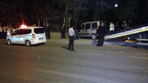 İstanbul'da Feci Kaza 1 Ölü 3 Yaralı