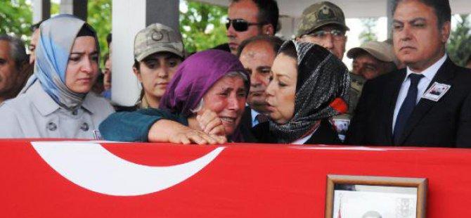 Şehit Yarbay Songül Yakut, Malatya'da Toprağa Verildi