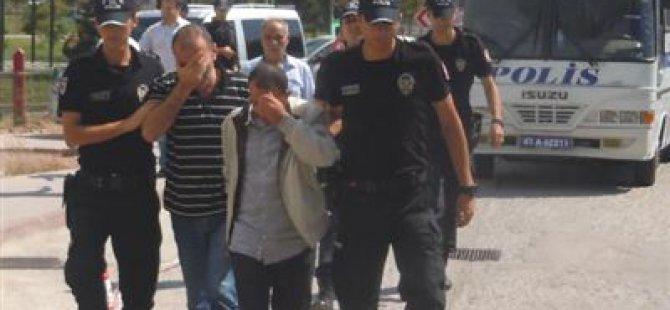 İzmit'te Suç Örgütüne Operasyon