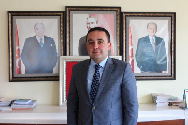 """MHP'li Murat Çiçek: """"Birlik ve Beraberliğimizi Bozmaya Kimsenin Gücü Yetmeyecek"""""""