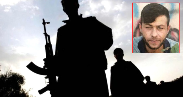 Mardin'deki Çatışmada Yaralanan Pkk'lı, İzmir'de Yakalandı