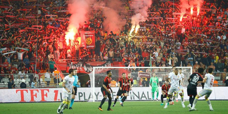 Hasret sona erdi! Göztepe Süper Lig'de