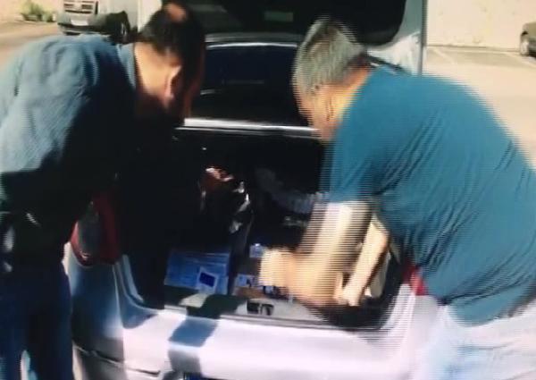 Kahramanmaraş'ta 17 Bin Paket Kaçak Sigara Ele Geçti