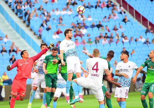 Trabzonspor Ts Club'da gelirleri arttı