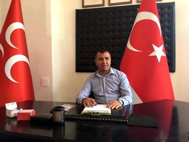 Kilis'te MHP Merkez ilçe başkanlığına Mustafa Demir atandı.