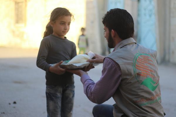 Suudi Arabistan'dan Suriye'ye Ramazan Yardımı