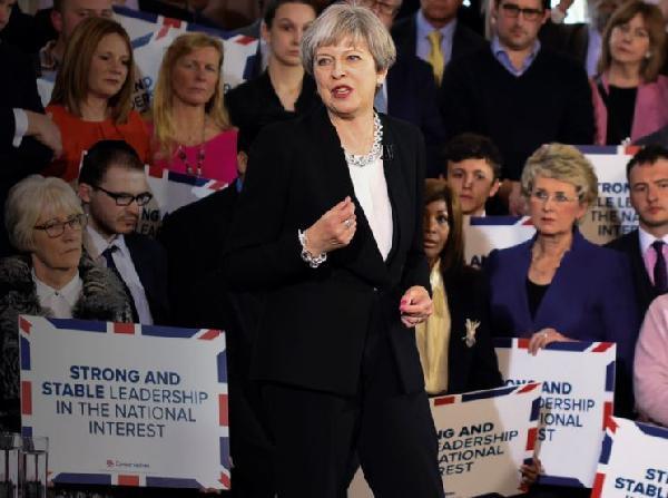 İngiltere Brexit Ve Terörün Gölgesinde Seçime Gidiyor