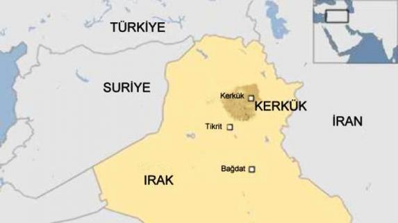 Barzani'nin Kerkük planı kabul edilemez...