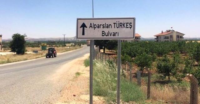 Alparslan Türkeş'in Adı, Bulvarda Yaşayacak