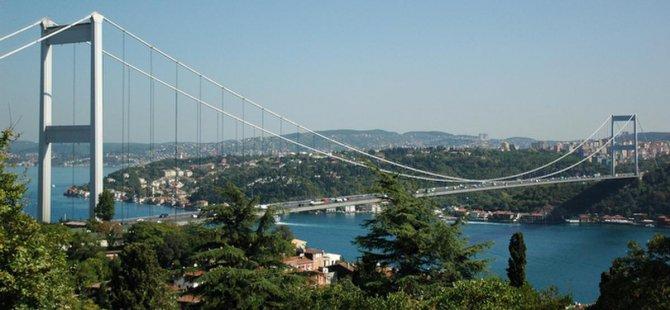 15 Temmuz Şehitler Köprüsü'nde Serbest Geçiş Başladı