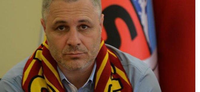 Kayserispor'da Yenikaptan Umut Bulut