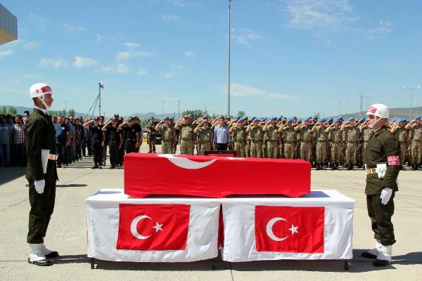 Şehit Uzman Onbaşı Ufuk Demirkıran, Törenle Memleketine Uğurlandı