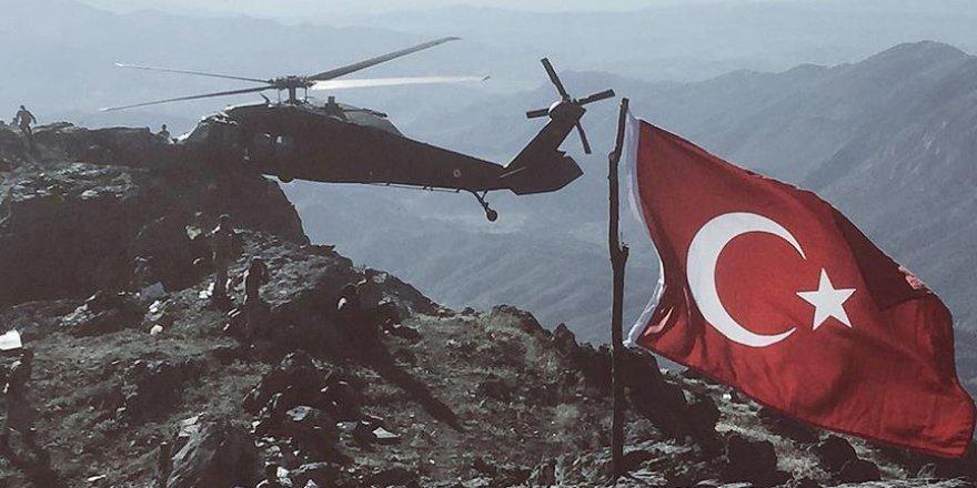 TSK açıkladı! 981 terörist öldürüldü