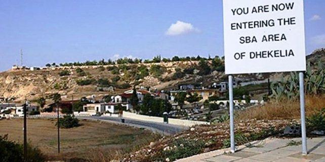 Kıbrıs'ta İngiliz askeri üssüne saldırı!