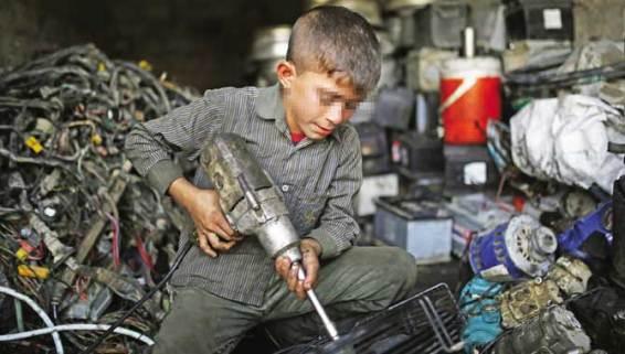 FAO: Savaşlar ve Felaketler, Çocuk İşçileri Artırıyor