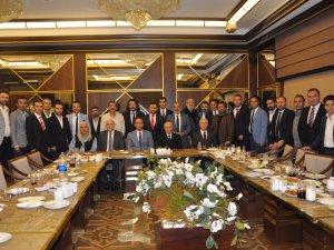 MHP Lideri Bahçeli'den müthiş buluşma