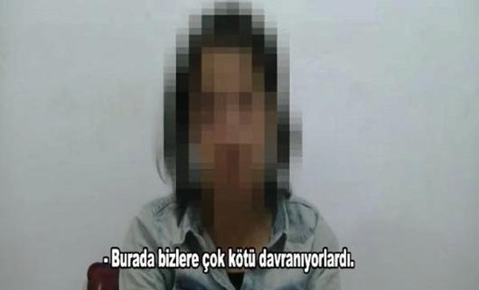 Babam beni zorla PKK'ya verdi.