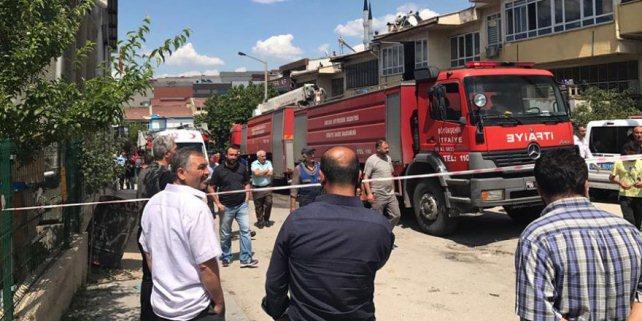Ankara  İvedik Sanayinde patlama: 2 ölü, 4 yaralı