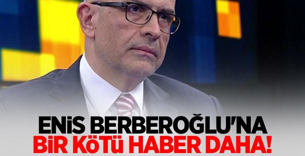 CHP'li Enis Berberoğlu'na bir kötü haber daha!