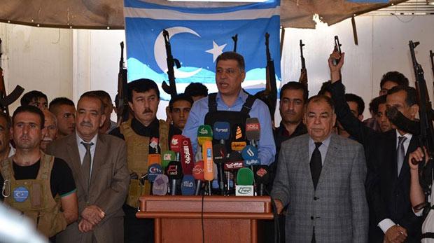 Türkmenler, Kerkük İl Meclisi Başkanı Talabani'ye Dava Açtı