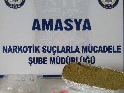 Çantasından Uyuşturucu Çıkan Uzman Çavuş Tutuklandı