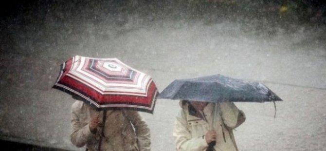 Diyarbakır'da Haziran Ayı Yağmuru