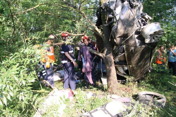 Düzce'de Feci Kaza: 3 Ölü, 1 Yaralı