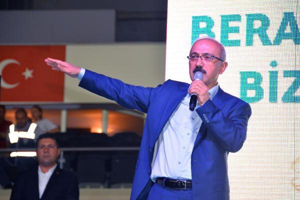 Bakan Elvan: Türkiye Yapısal Değişim Gösteriyor