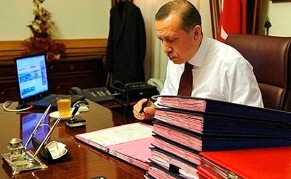 Erdoğan'dan o kanunu onay
